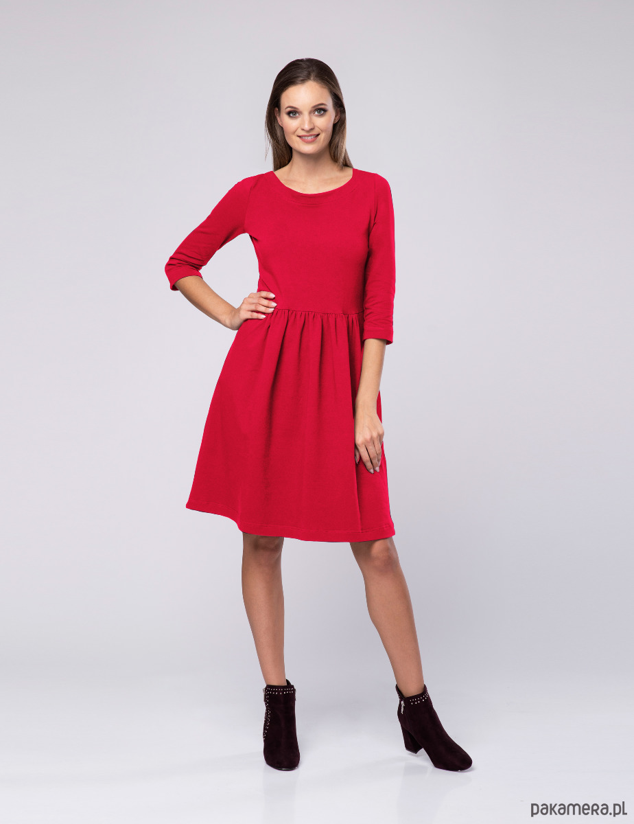 155b44870 Sukienka damska Scarletta LOOK 405 - sukienki - mini - Pakamera.pl