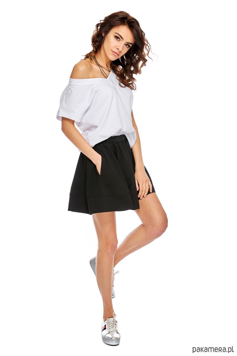 T Shirt Base Biały, Czarny Oraz Różowy | Ooh La La