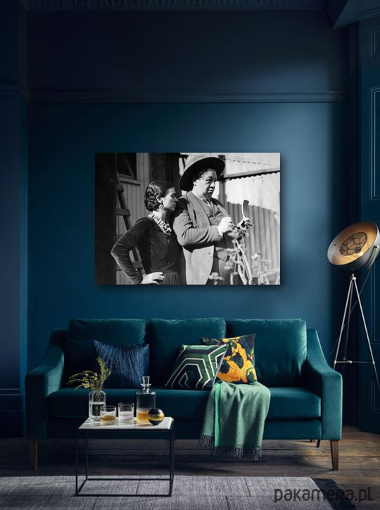 Frida Kahlo I Diego Rivera Dekoracje ścienne Pakamerapl