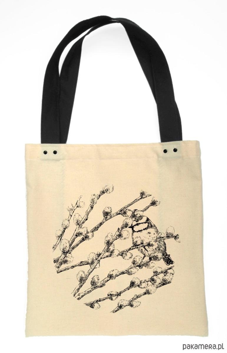 abd75c8a785b0 Bazie - torba z grubego płótna - torby na zakupy - damskie - Pakamera.pl
