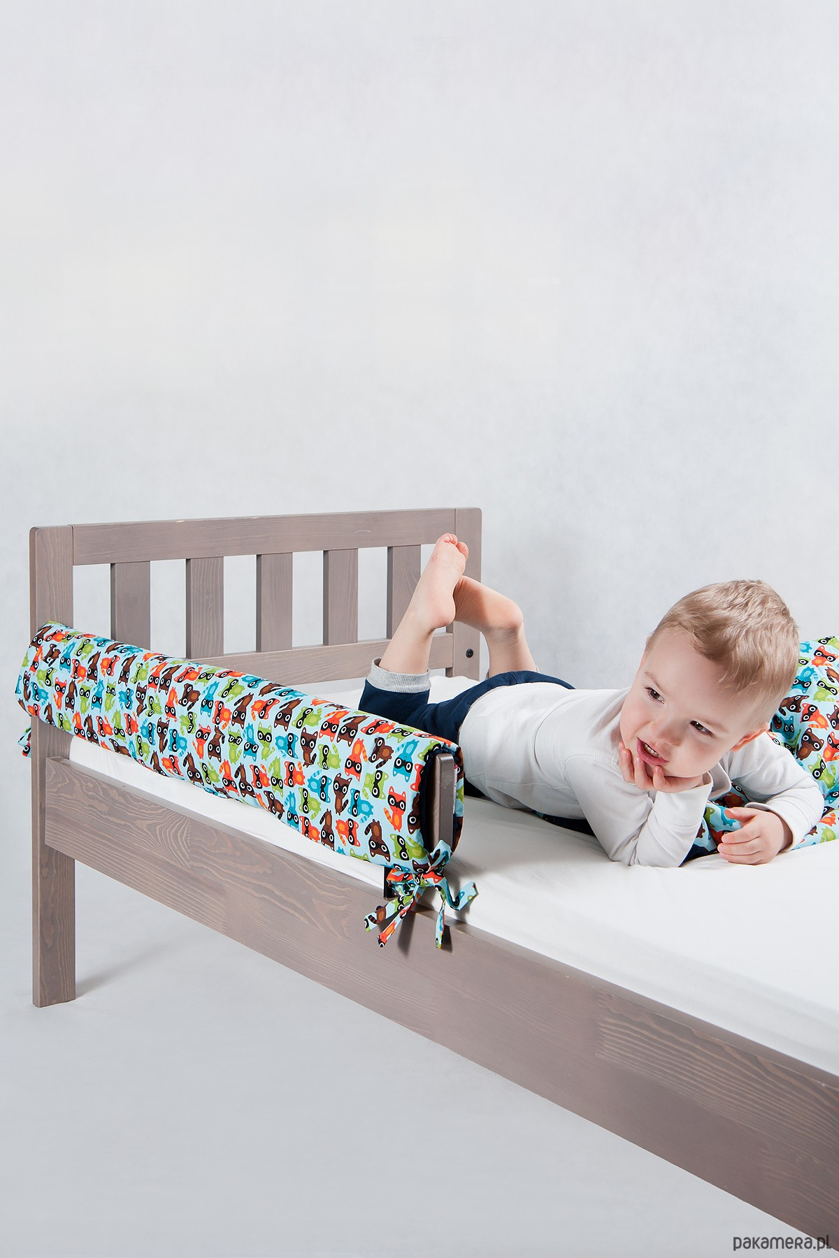 Ochraniacz Do łóżeczkałóżka Ikea Szopy Pakamerapl
