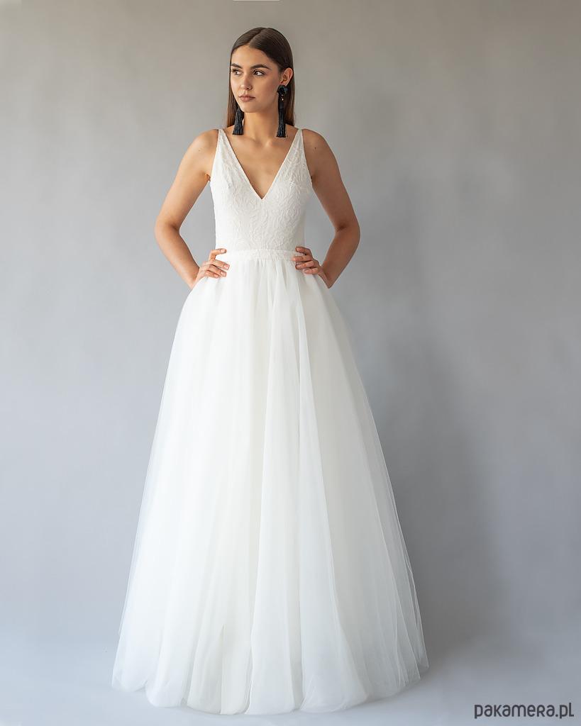 01ea36db21 Ślub - suknie-Suknia ślubna Clara