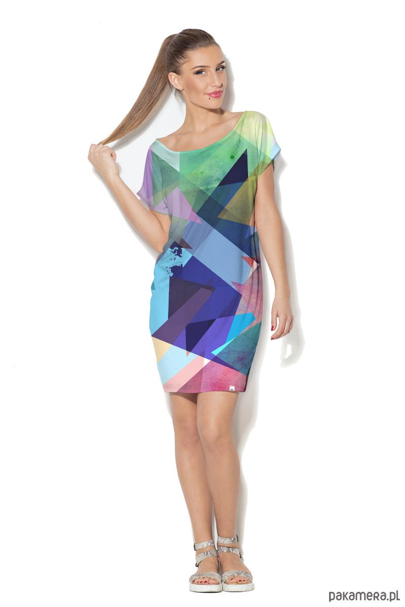 Sukienka mini cp-029w14