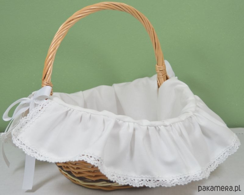 Koszyczek Wielkanocny KLASYCZNY! - 2033997