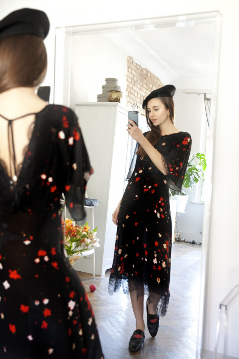 Sukienka Marsylia