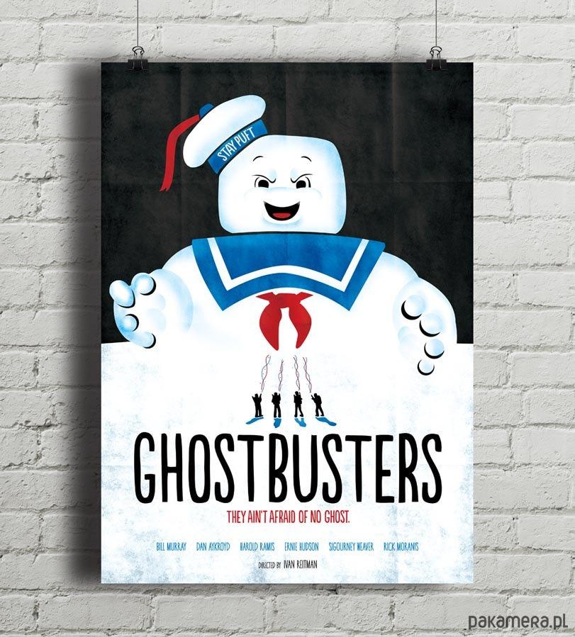plakaty ghostbusters pogromcy duchw plakat