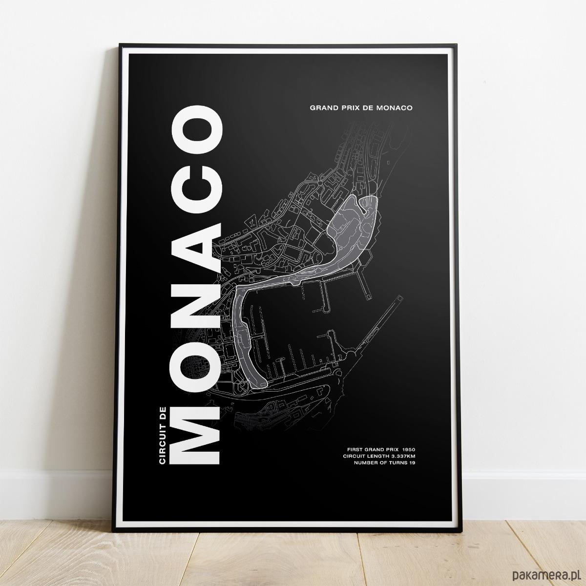 Tory Wyścigowe Monaco Pakamerapl