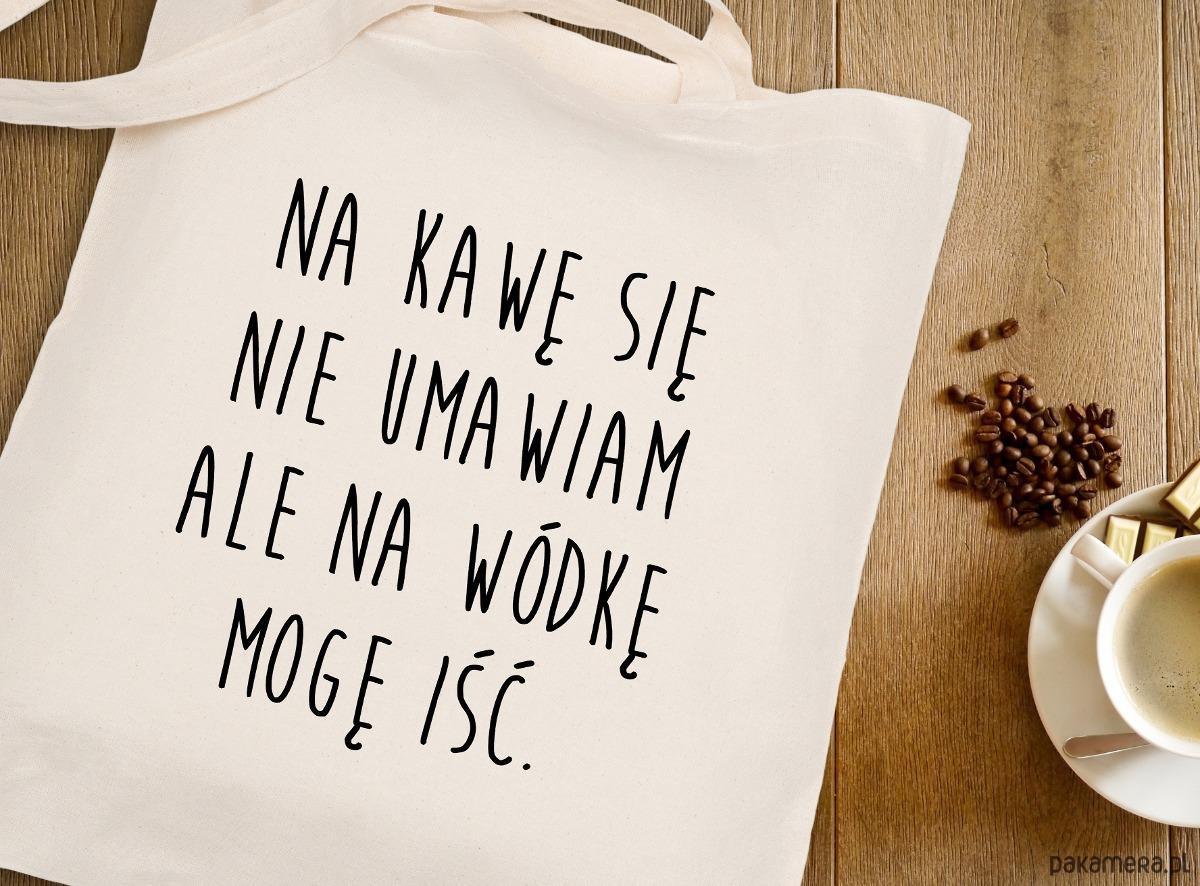 6ab987a39107f Torba wyprzedaż- Na kawę - torby na zakupy - damskie - Pakamera.pl