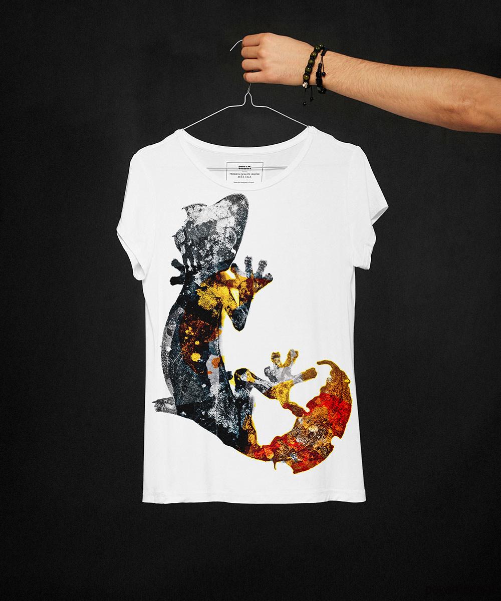 Rusty t-shirt woman - SELVA
