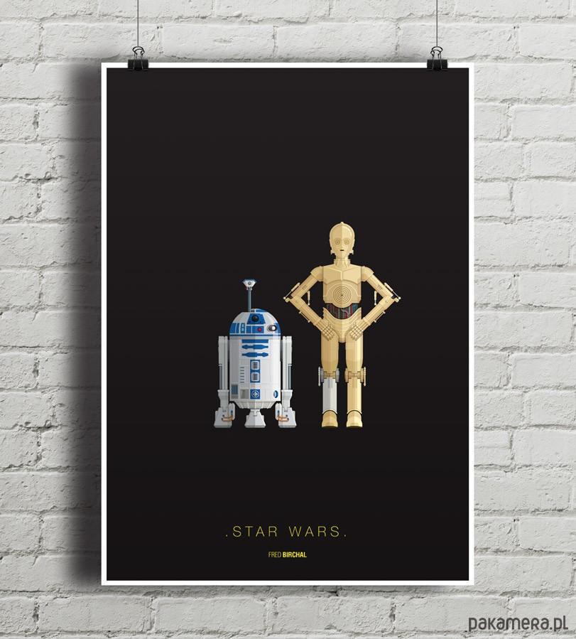 Star Wars Plakat Pakamerapl
