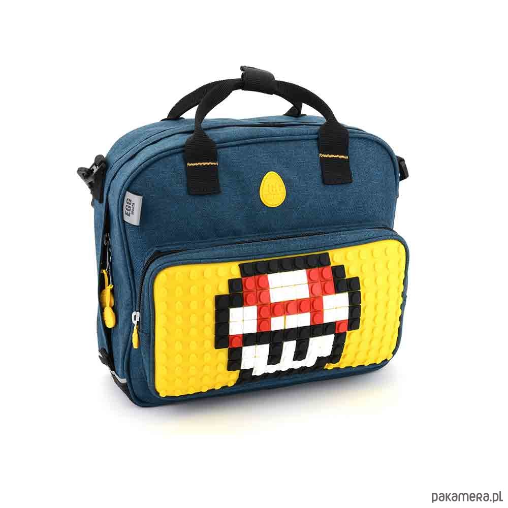77e9413d4b4d2 Tornister/torba do szkoły - EGGIS - akcesoria - torebki, worki i plecaki -  Pakamera.pl