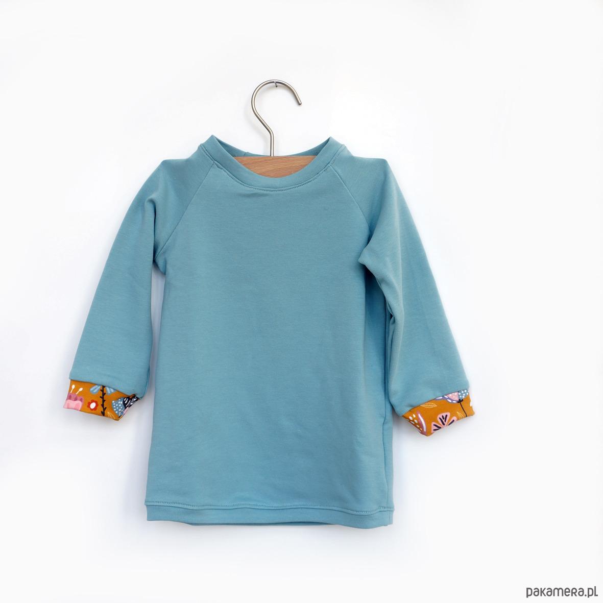 771ab75d Bluza dla dziewczynki LATO 74-128 cm - Pakamera.pl
