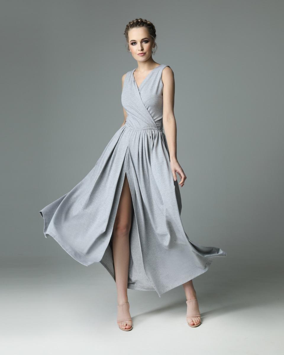 Sukienka Andrea - szara