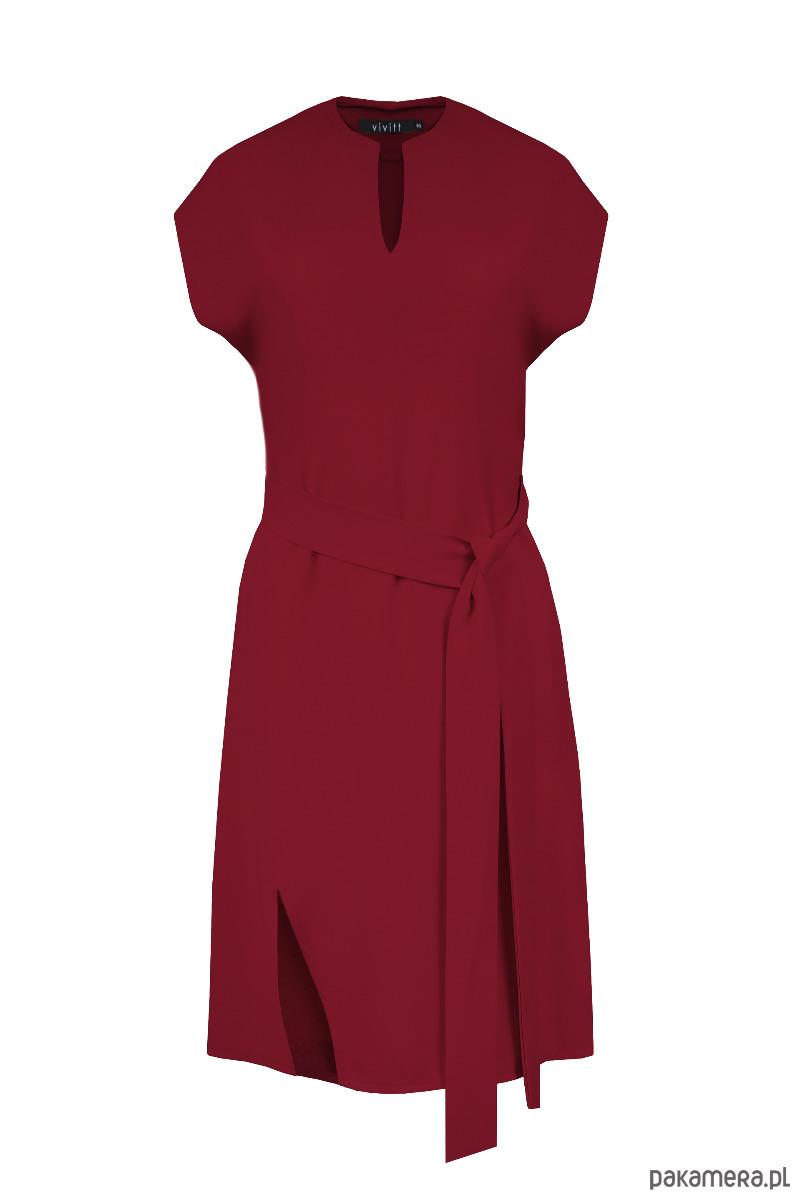 Sukienka Mesa czerwona