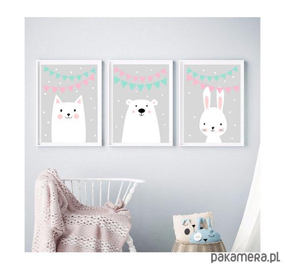 Plakaty Dla Dziecka Dla Dziewczynki Pakamerapl