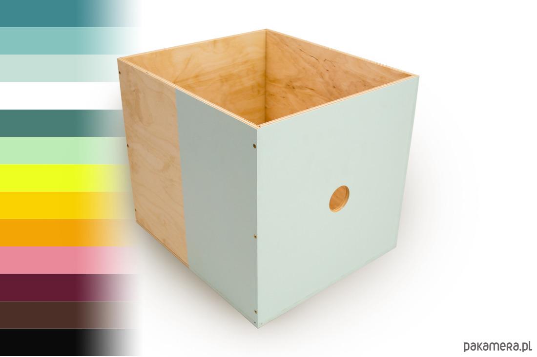 Expectit 12 Drewniane Pudełko Dla Ikea Pakamerapl