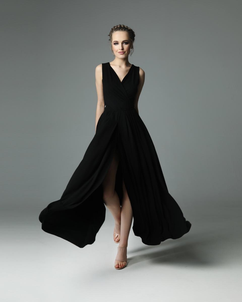 Sukienka Andrea - czarna