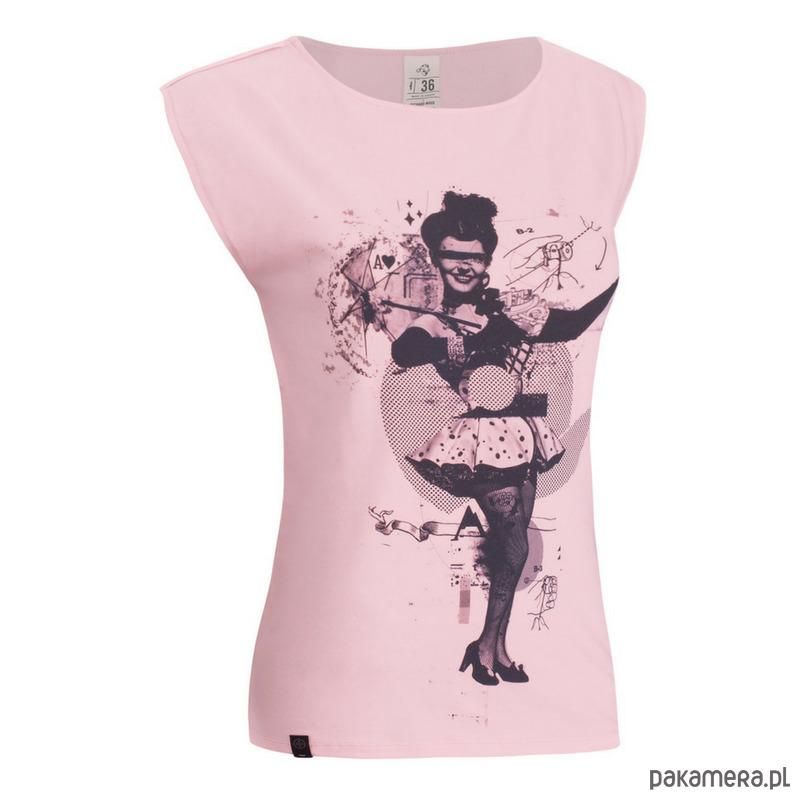 T-shirt maDamski BALLARE RUBENS