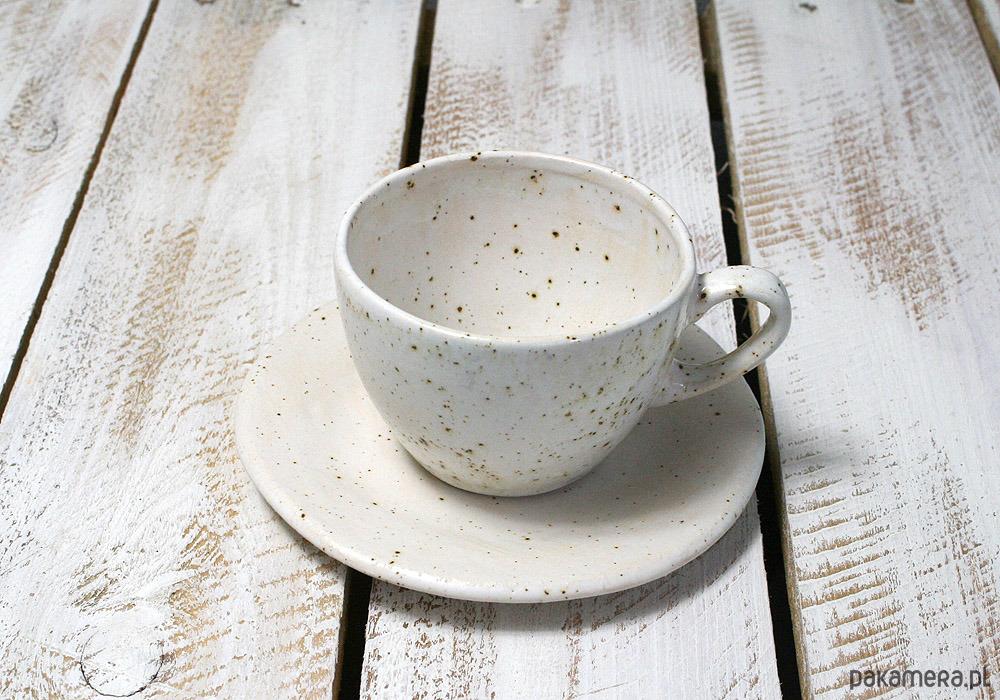 Krem w randkach z kawą