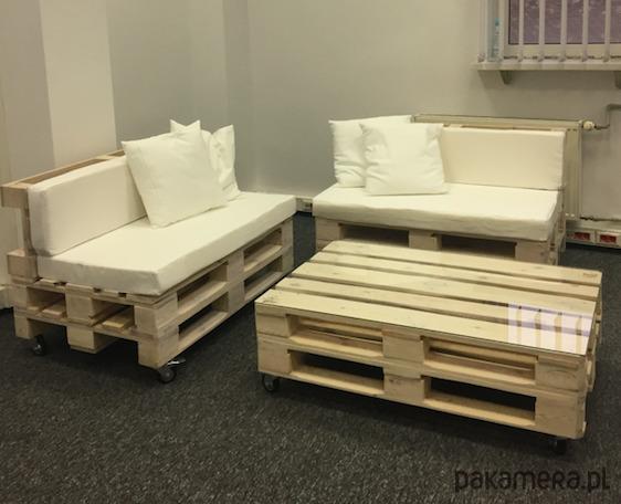 Stół Z Palet Maxi Pakamerapl