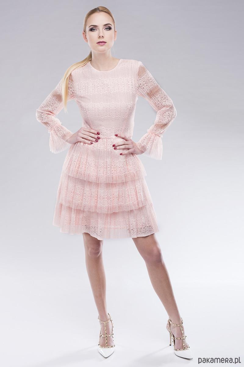 Sukienka Pink Mila