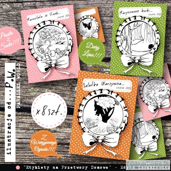 słodkie kartki pocztowe