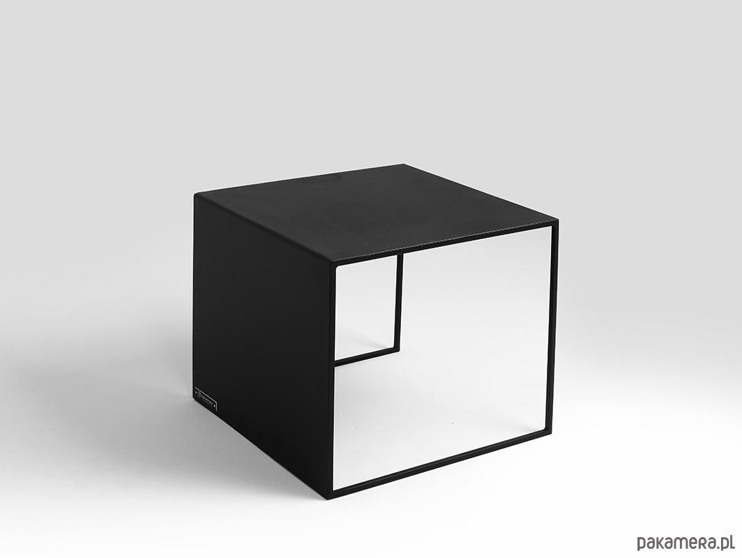 Stolik Kawowy 2 Wall 50 Czarny Pakamerapl