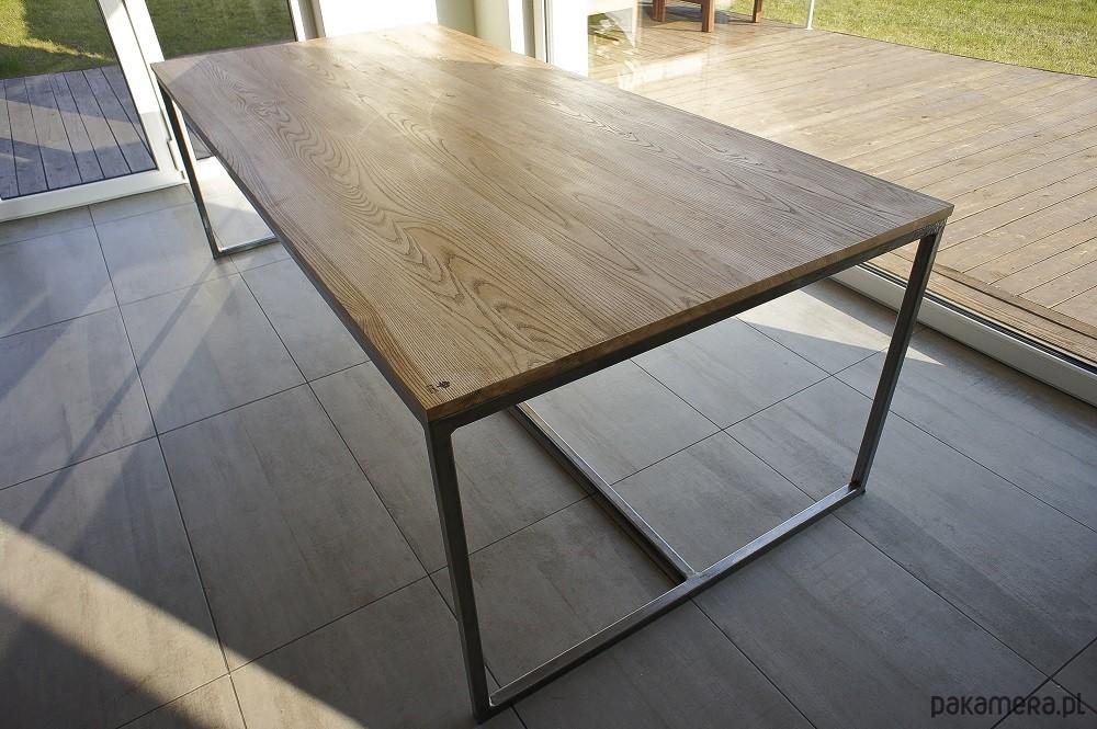Zaawansowane Stół, biurko gabinetowe, Industrial Smooth - meble - biurka TO78
