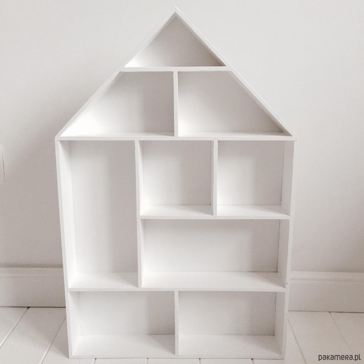 Biały Domek Na Drobiazgi Pokój Dziecka Meble Pakamerapl