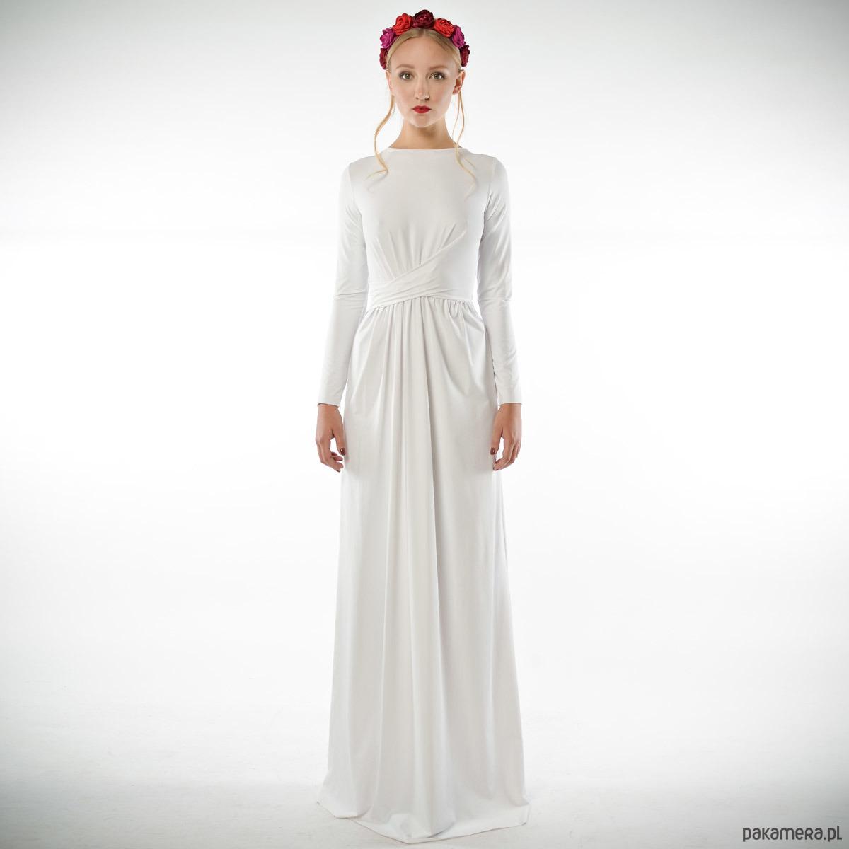 3ea44ef888 Cristina Patria 2   biała suknia - Ślub - suknie - Pakamera.pl