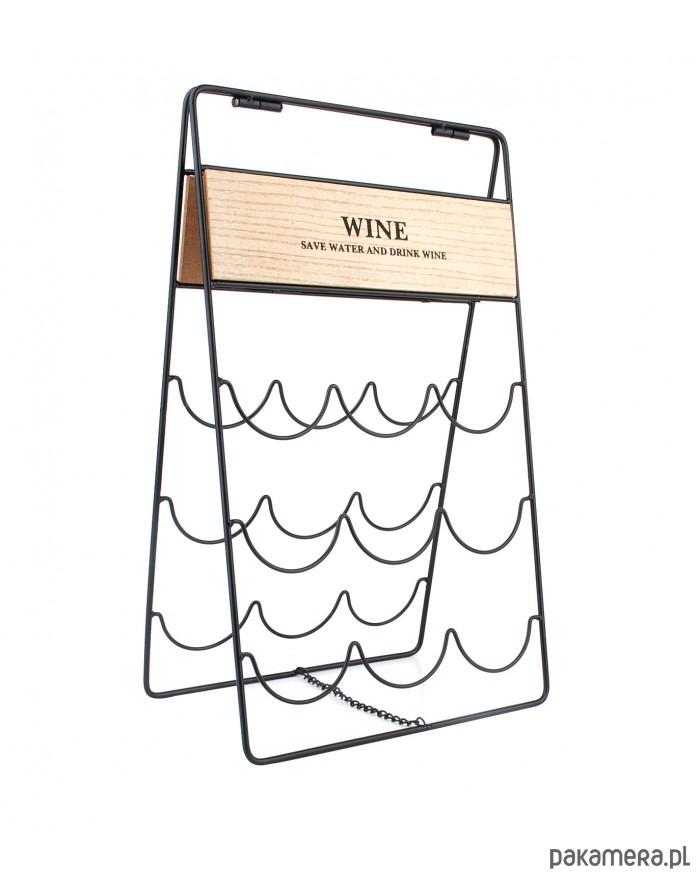 Stojak Na Wino Rozkładany Pakamerapl