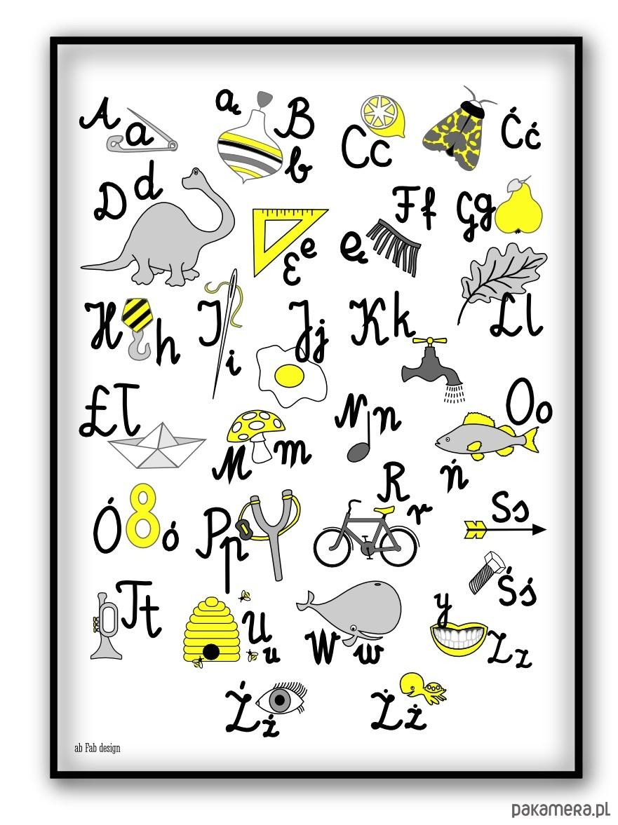Alfabet Pakamerapl
