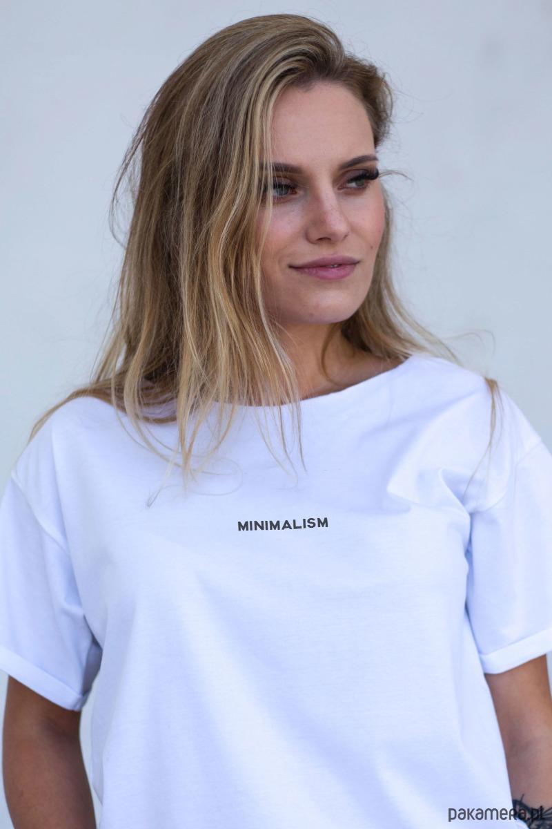 MINIMALISM Oversize T-shirt