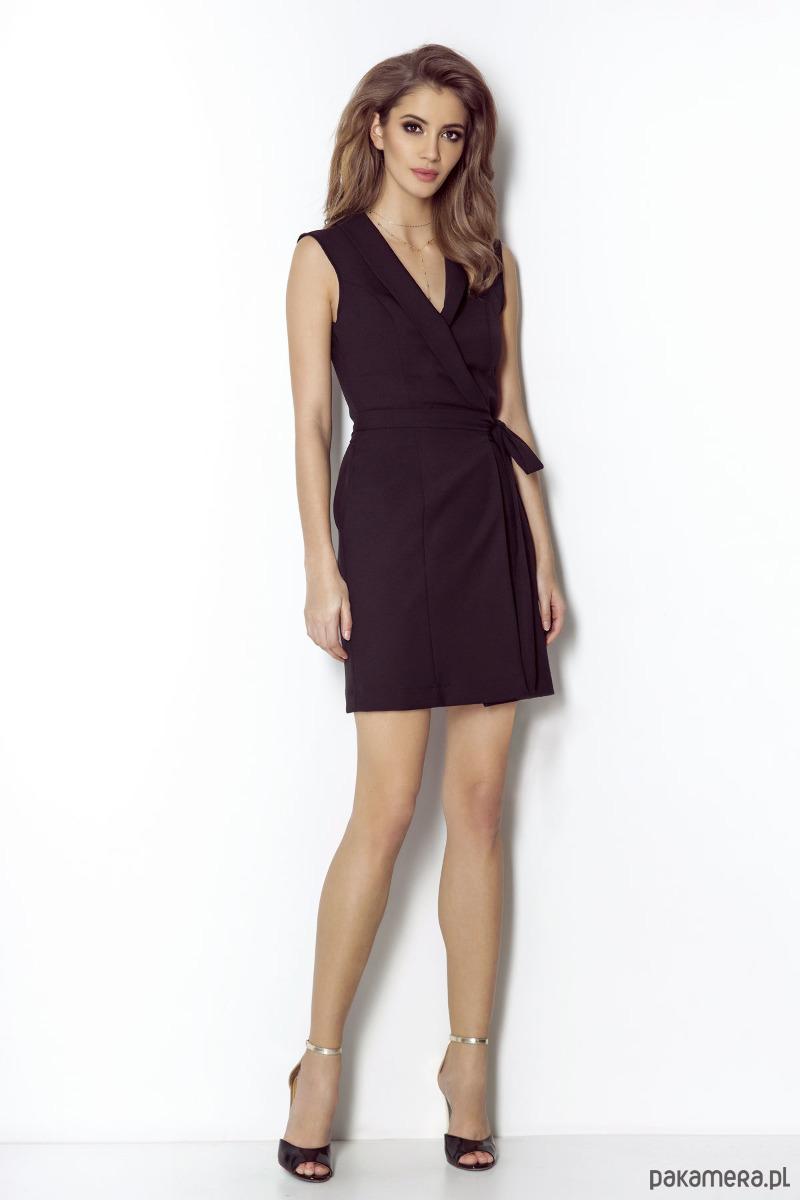 Sukienka Suzanne-czarny