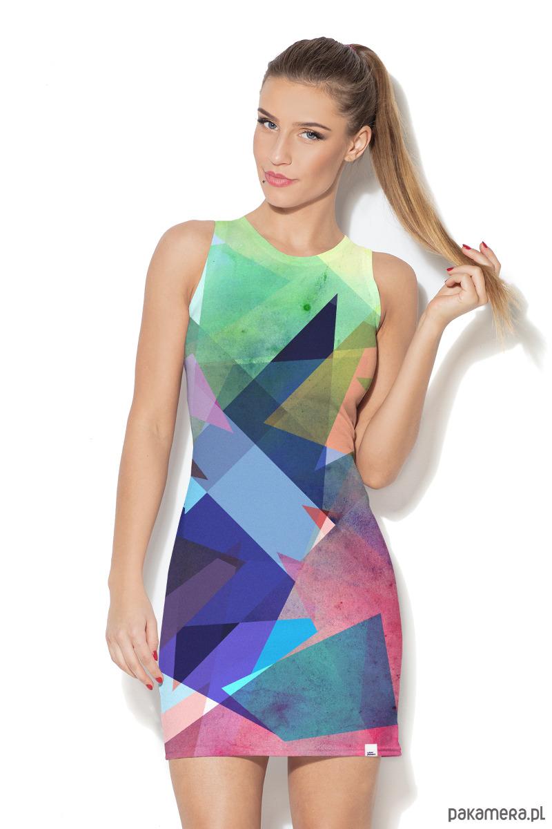 Sukienka mini cp-026w14
