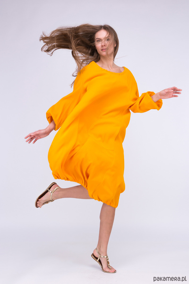 Sukienka- Tunika REGULUS Yellow