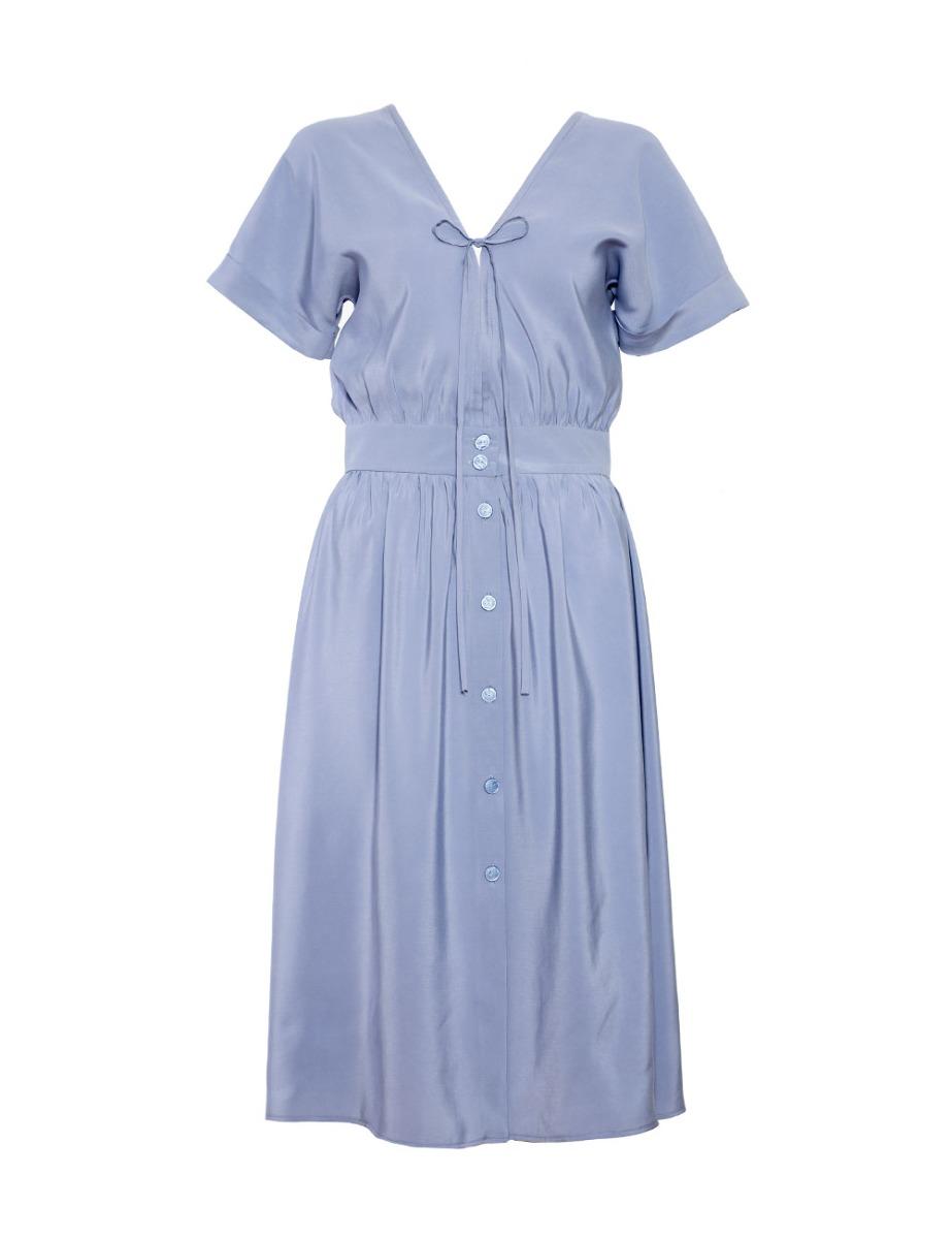 Sukienka POLLY z guzikami