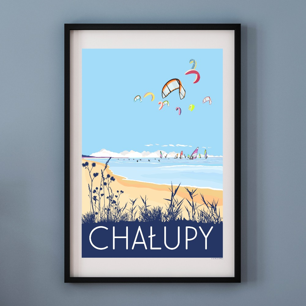 Plakat Chałupy Pakamerapl