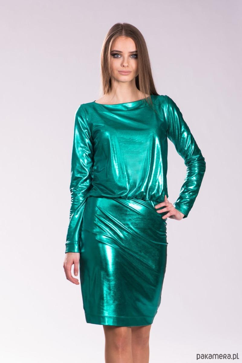 Sukienka Malediva-Green