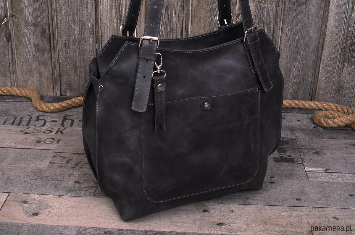 Damskie torebki robione ręcznie Torebki i torby Manoco