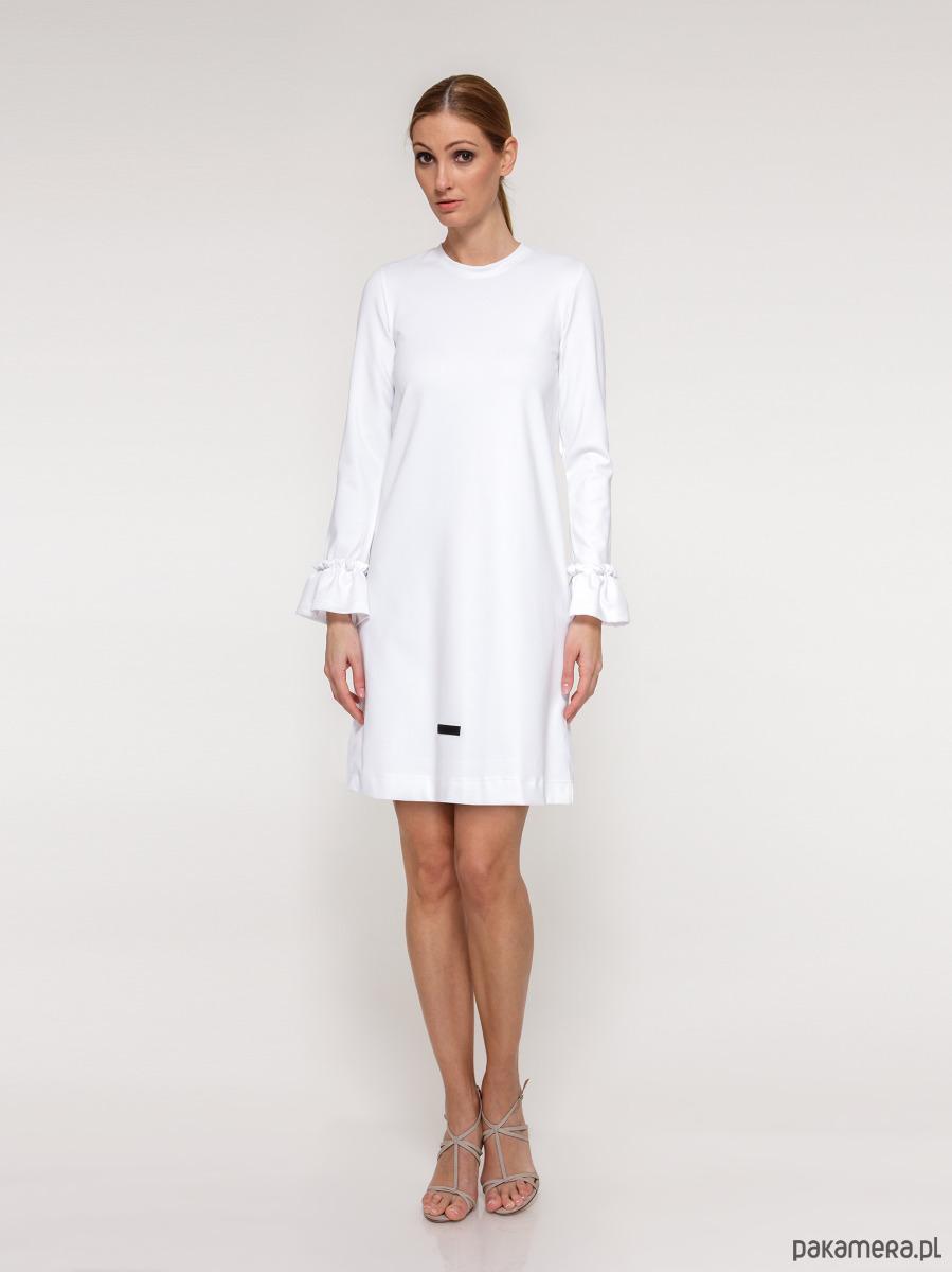 Sukienka biała YY200081