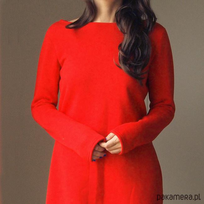 Wybierz kolor Sukienka Dresowa Bomba