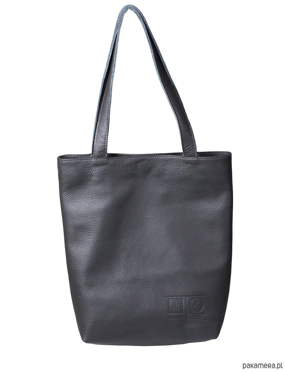 abb8f2b2306cf Torba damska SHOPPER BAG - torby XXL - damskie - Pakamera.pl