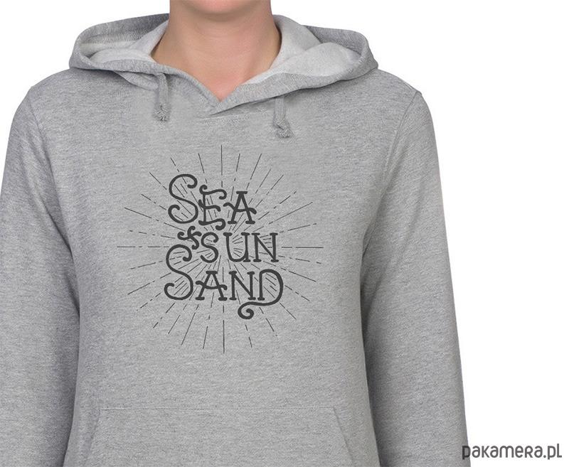 Bluza damska. SEA SUN SAND