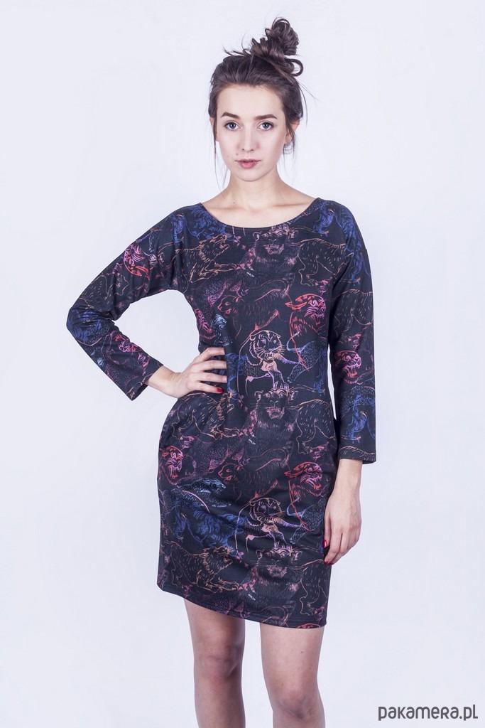 Sukienka TIGER