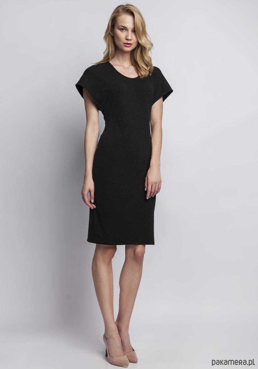 Sukienka, SUK101 czarny