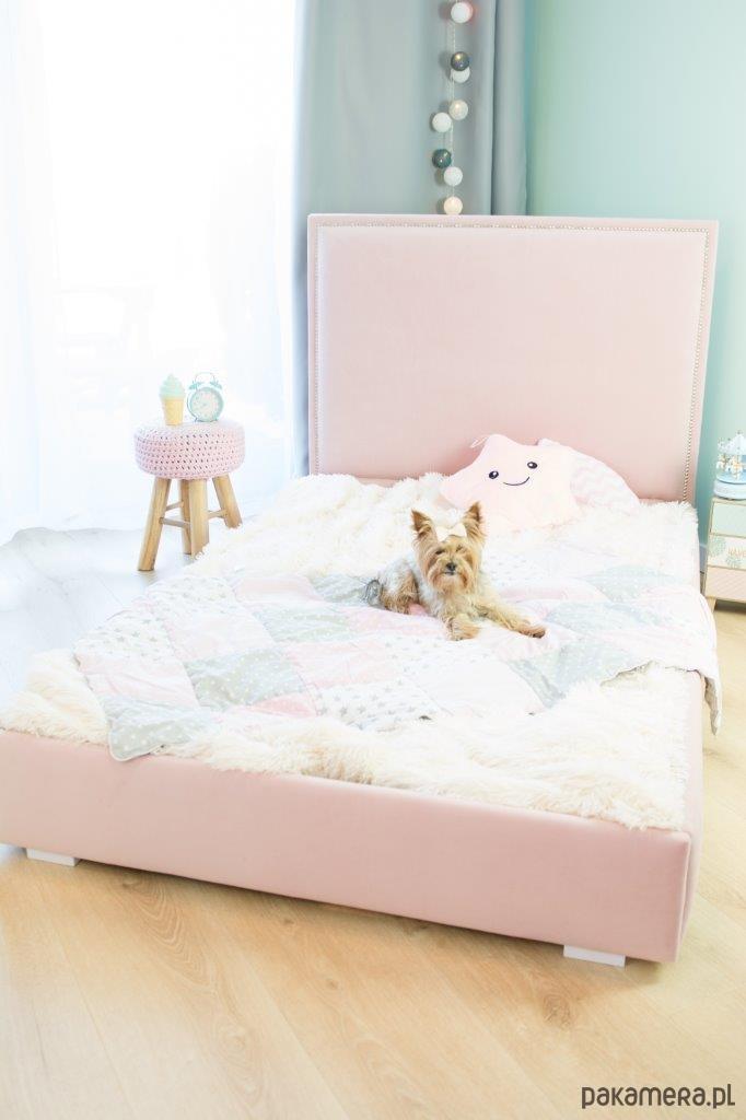 łóżko Dziecięce Tapicerowane Dla Dziecka Pakamerapl