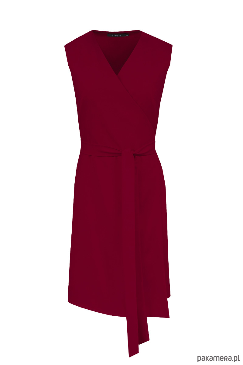 Sukienka Noa czerwona