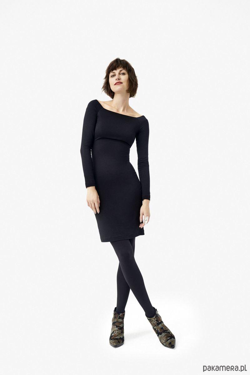 sukienka SKINCITY black