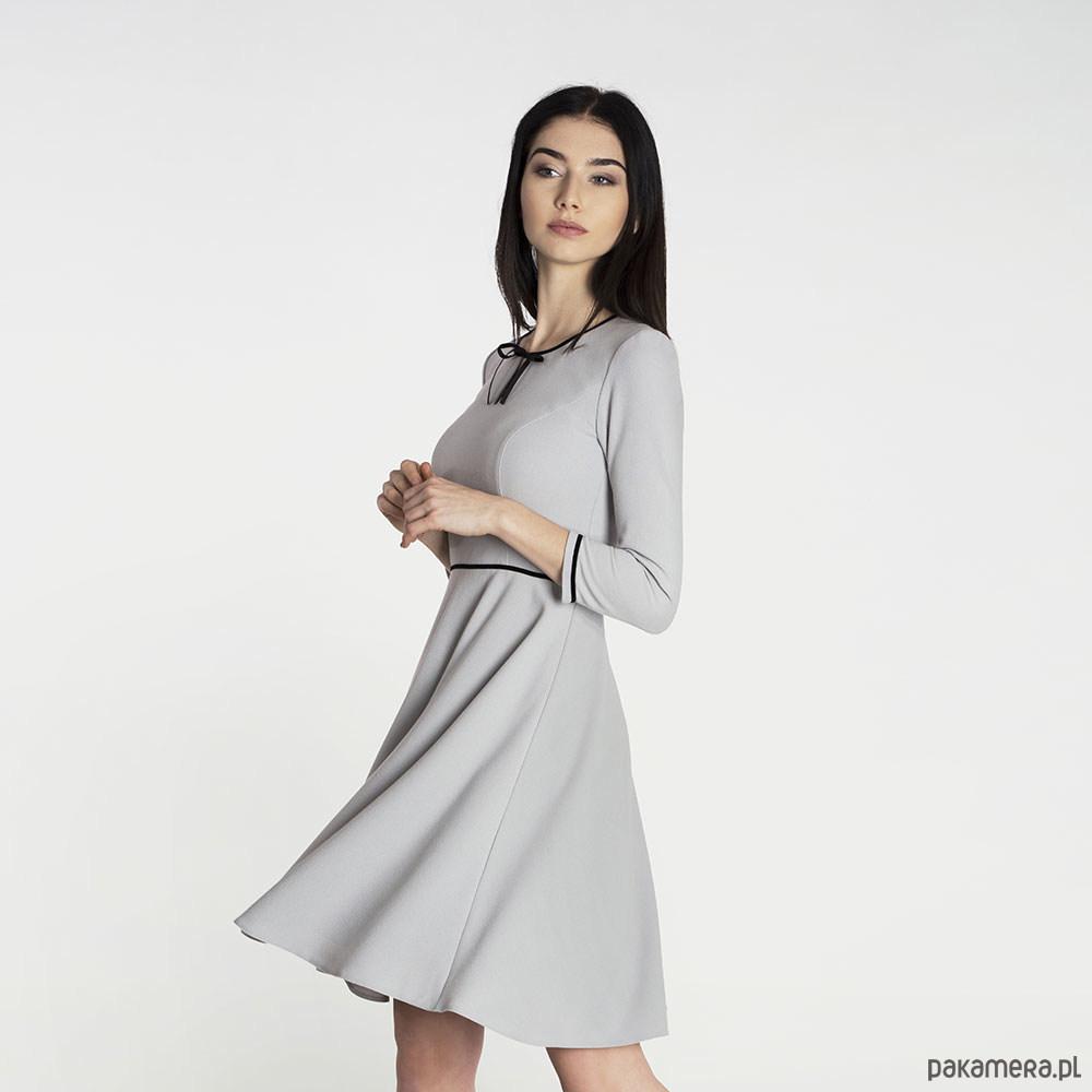 ce945e5ec861 Sukienka MRS GREY - sukienki - Pakamera.pl